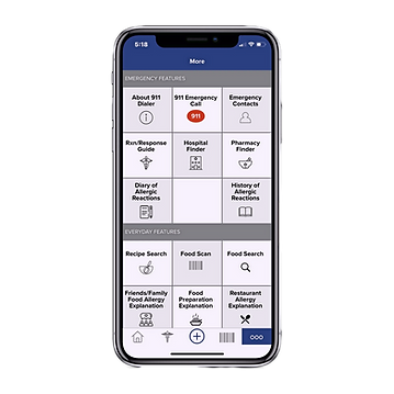 allergy-force-app-more-screen
