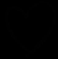 heart-black-outline