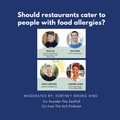 Restaurants and Food Allergy Accommodations