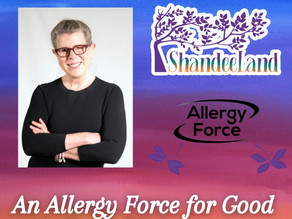 ShandeeLand Interviews Allergy Force's CEO