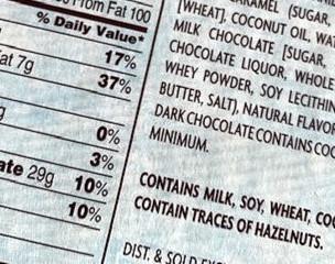 Reading Food Labels—the hidden pitfalls