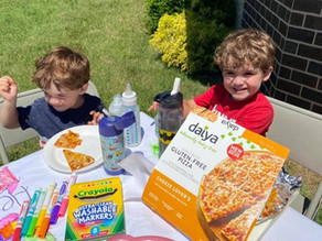 The Allergy Mom Diaries: The 1st Pizza Party