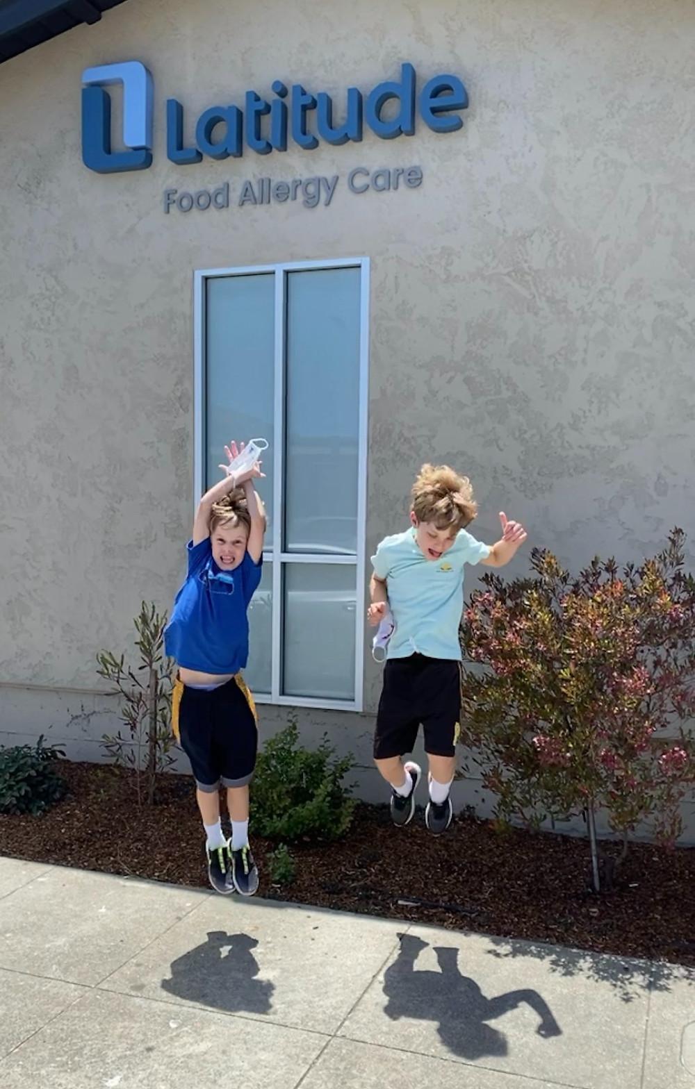 two-little-boys-jump-for-joy