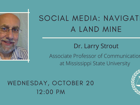 Social Media: Navigating a Land Mine