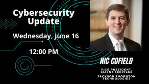 Cybersecurity Update
