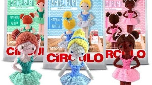 Ballerina Amigurumi Kits