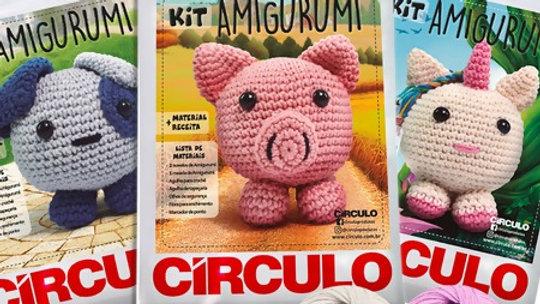 Animal Amigurumi Kit