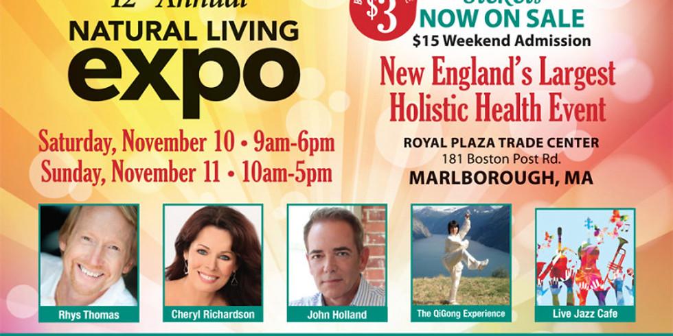 Natural Living Expo AKASHIC READINGS!