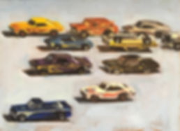 Hotwheels Line up.jpg