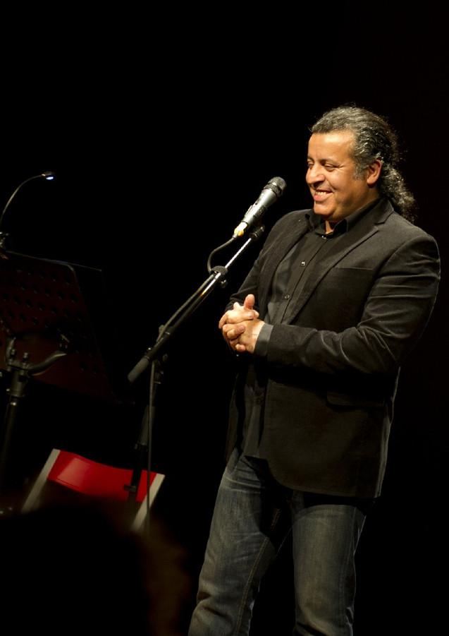 20.45 - 21.45 | Ali Safavian & friends - Muziek