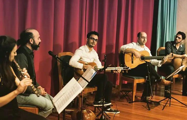 18.30 - 19.30 | Bridge Ensemble - Muziek