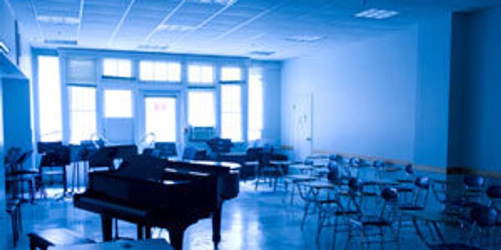 Lecture-Recital: Composers' Forum