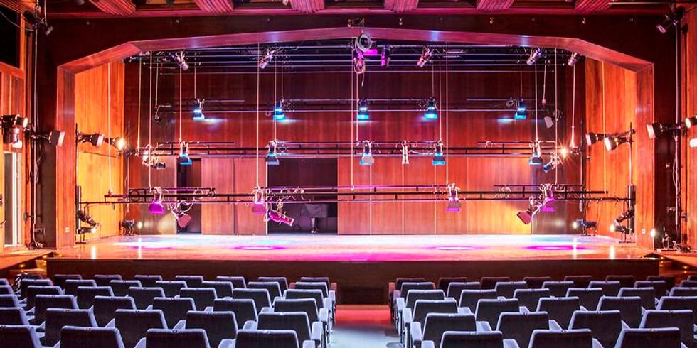 Solo Recital at 'Jóvenes Intérpretes: Conciertos del Mediodía'