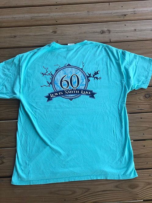 60th anniversary Tee - Chalky Mint
