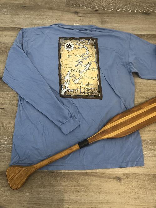Logan Martin Map - Long Sleeve