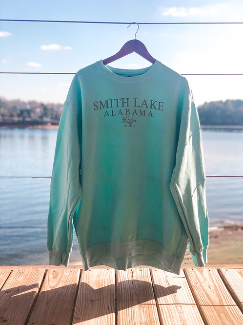 Sweatshirt - Chalky Mint