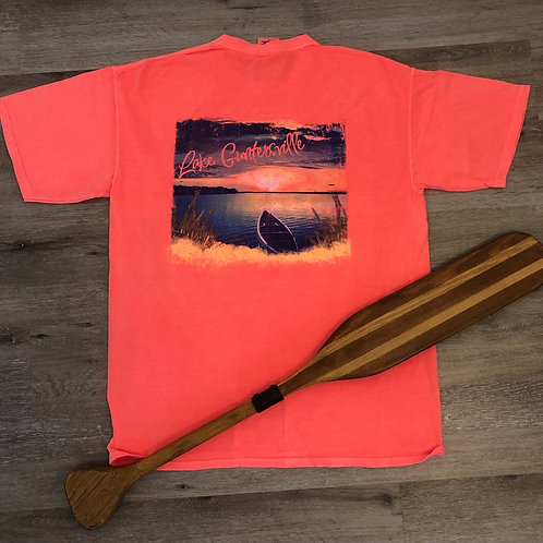 Lake Guntersville Sunset Tee