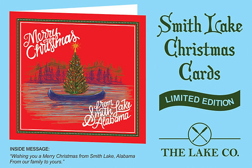Christmas Card- Smith Lake