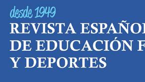 Solicitud de la Revista Española de Educación Física y Deportes (REEFD)