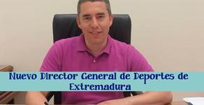 EXTREMADURA TIENE NUEVO DIRECTOR GENERAL DE DEPORTES