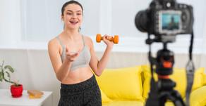 Atención al contenido digital sobre ejercicio físico disponible en internet a causa del COVID-19.