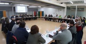 El Colegio de Educadores Físico Deportivos estuvo presente en el Consejo Regional de Deportes.