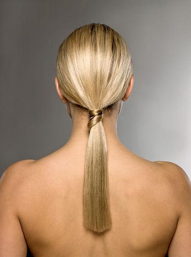 החלקת שיער קראטין