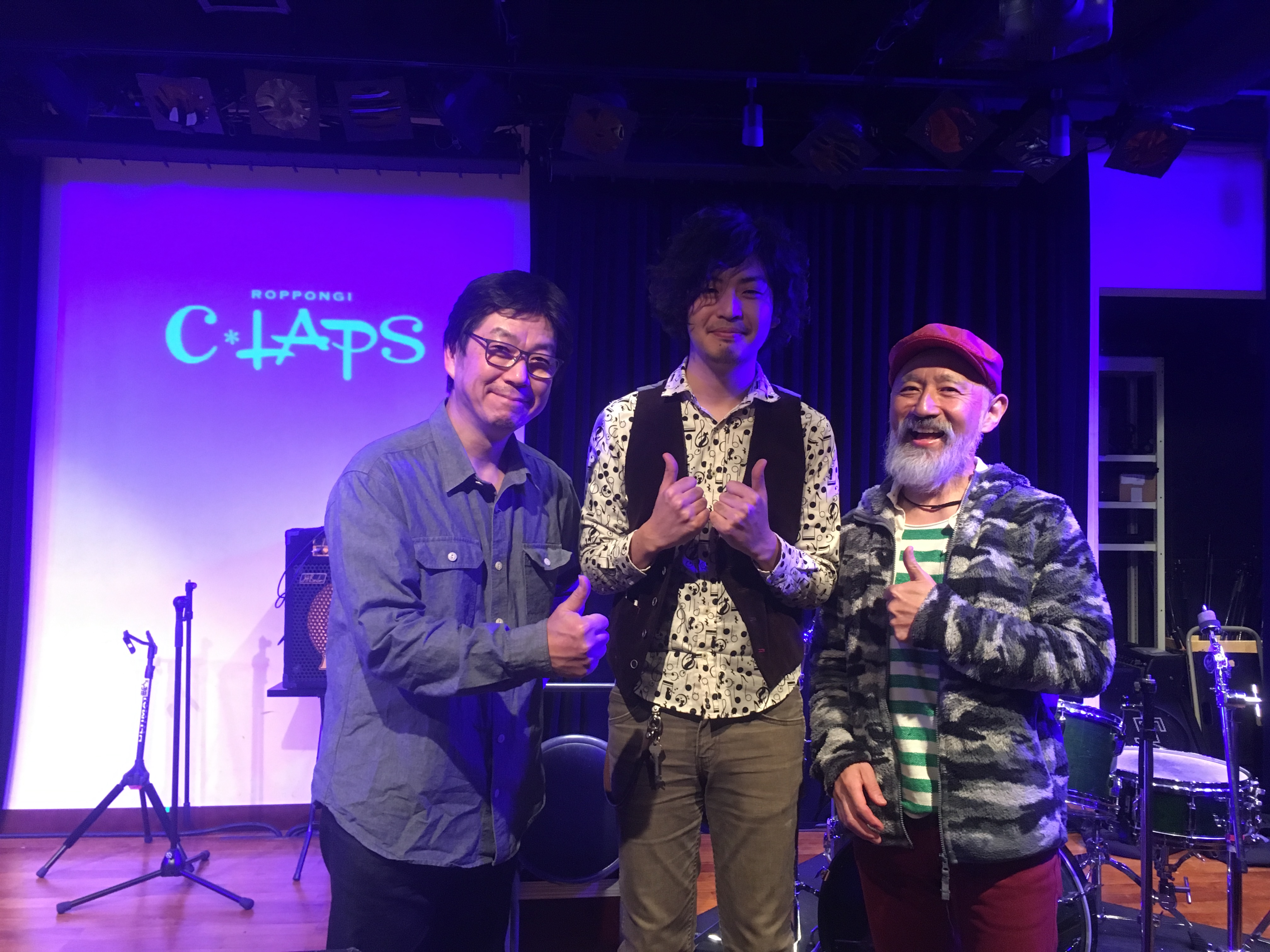 with 有田純弘&中西俊博