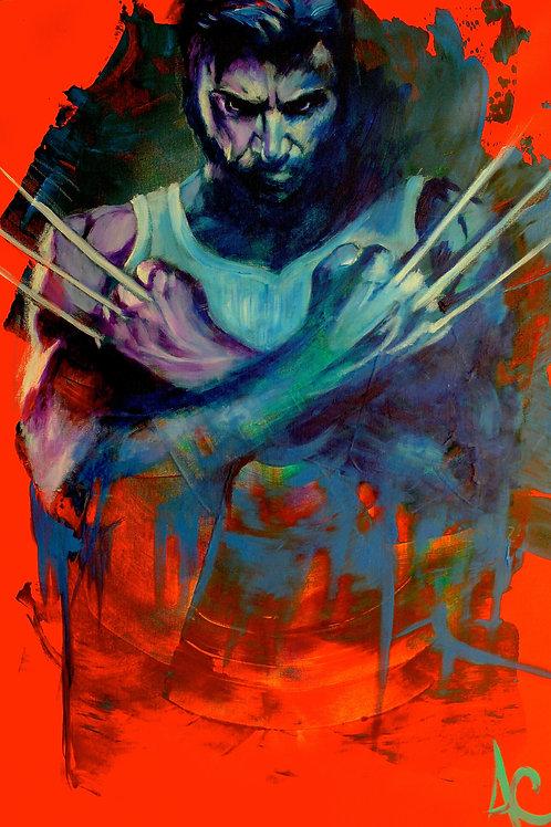 "Logan 12""x18"" Poster Print"