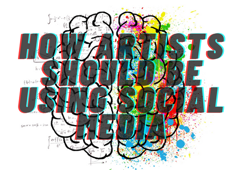 How Artists Should Be Using Social Media