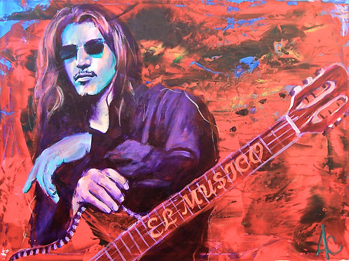 """Los Lonely Boys 12""""x18"""" Poster Print"""