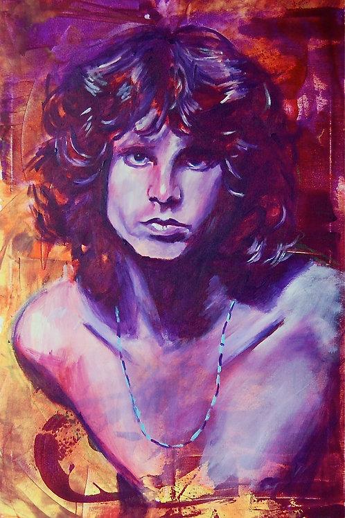 Jim Morrison Prints
