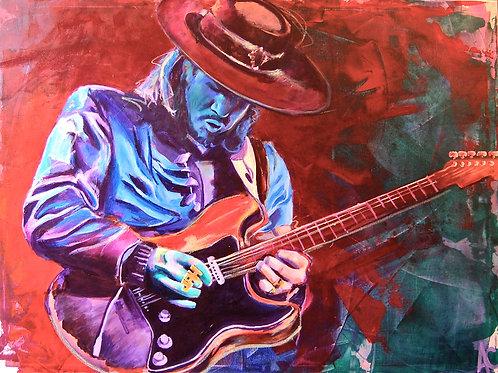 Stevie Ray Vaughan Prints