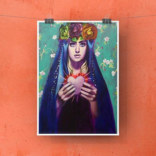 """Selah 12""""x18"""" Poster Print"""