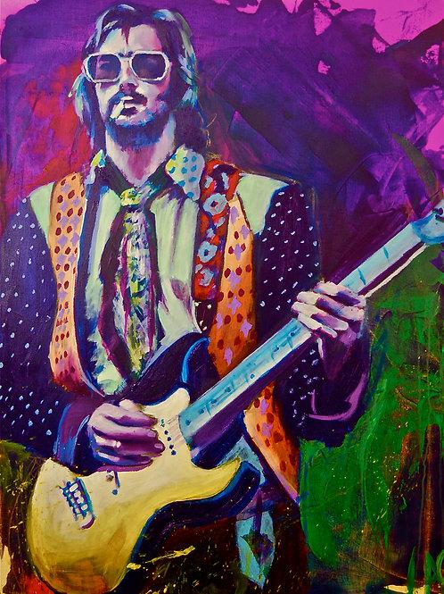 Eric Clapton Prints