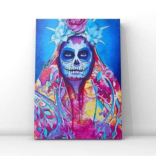 La Madre Canvas Print