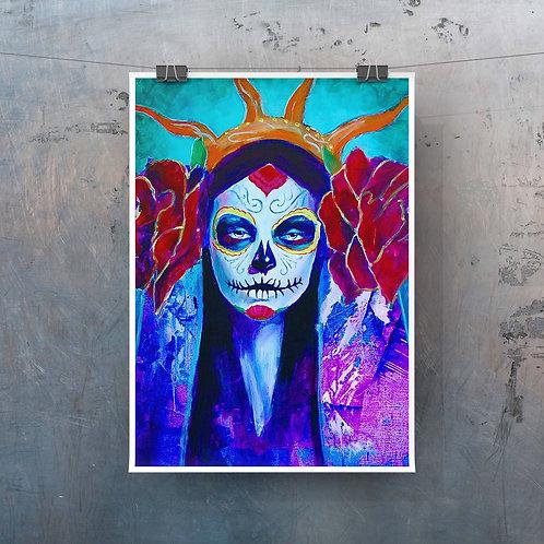 """Original Sin 12""""x18"""" Poster Print"""