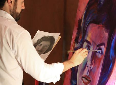 Hobby Artist to Professional Artist