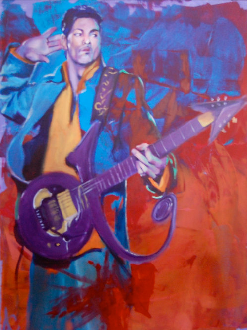 """Prince 12""""x18"""" Poster Print"""