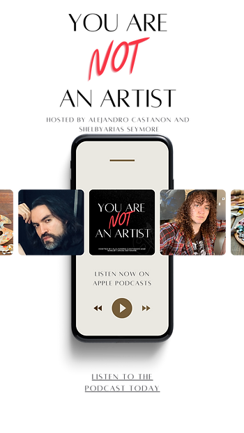 Podcast Episode Promotion Image Carousel