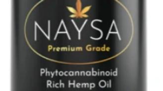 25mg Naysa Gel Caps Full Spectrum