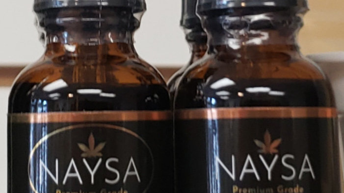 Naysa Pet Drops - 250mg Full Spectrum
