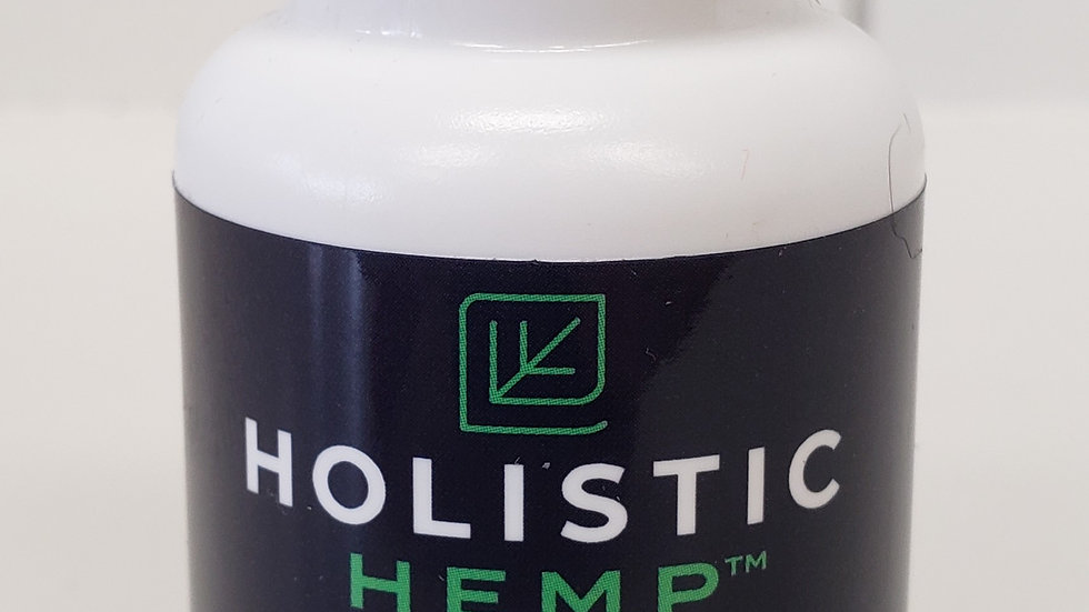 Holistic Hemp 30mg Soft Gel - Full Spectrum