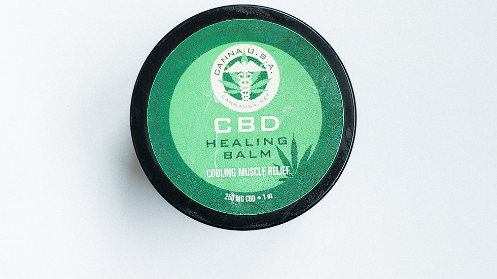 250mg Canna Farms Cooling Muscle Relief