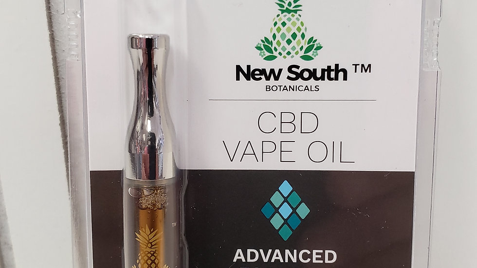 400mg CBD Full Spectrum Vape Cartridge - Fresh Flavor