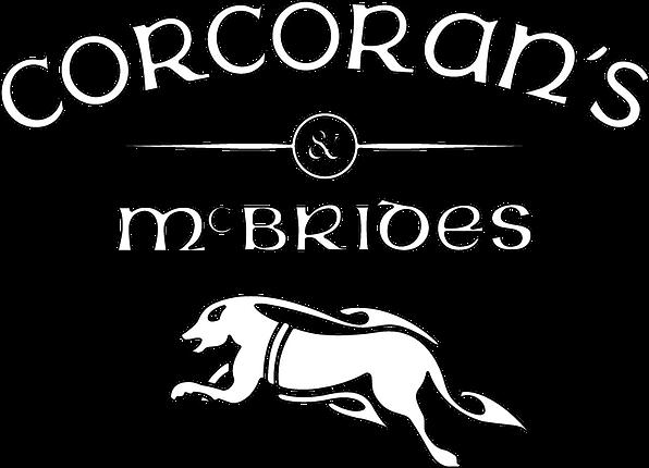 CorcoransMcBrides logo blanc-bordnoir.pn