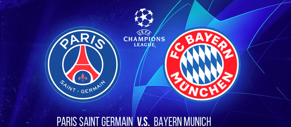 PSG vs FC BAYERN Final Champions League
