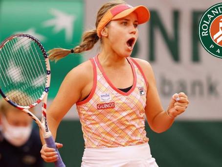 Finale féminine de Roland Garros au Seguin sound