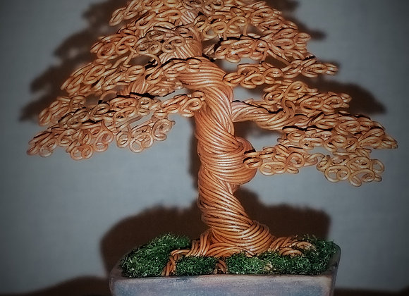 Wire tree #180 in annealed copper