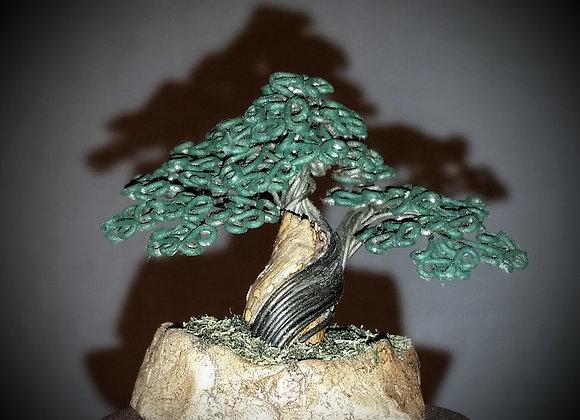 Mini Wire Tree By Rick Skursky #174